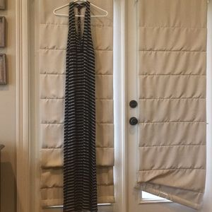 Dresses & Skirts - Striped and Flowy Maxi Dress!